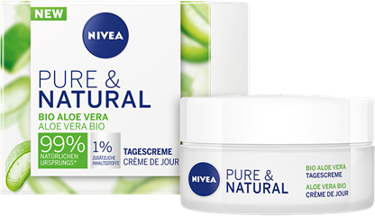 Pure & Natural Tagespflege